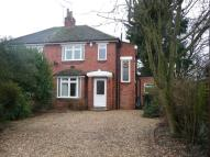 semi detached property to rent in Woodcote Way, Caversham...