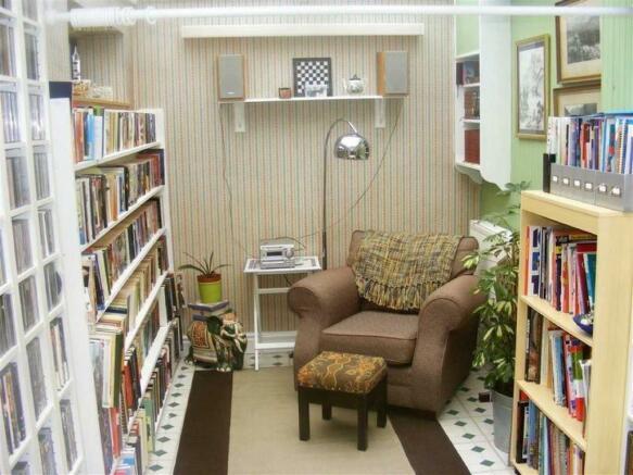 Study/Snug Room