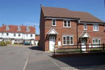 3 bed semi detached house in Craig Meadows, Ringmer...