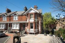 4 bed End of Terrace home for sale in Dorset Road, LEWES...
