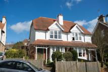 4 bed semi detached property in The Avenue, LEWES...