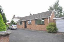2 bed Detached Bungalow in Farley Road