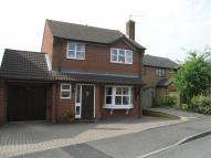 Detached house to rent in Campion Drive