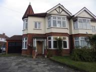 4 bed semi detached house in Havering Road, Romford