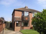 semi detached home to rent in ASTON S26. 3 Willow Grove