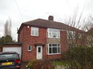 semi detached house to rent in NORTON S8 34 The Meads