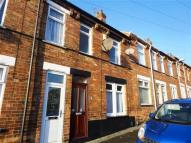 Terraced house in Devon Street, Lincoln