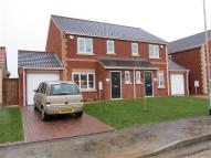 semi detached home in Alexander Road, Lincoln...