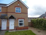 2 bedroom semi detached property in Lupin Road, Lincoln