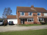 3 bed semi detached house for sale in 9, Park View, Routh...