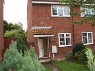 2 bedroom semi detached house in Frobisher Close...