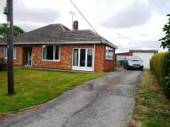 Detached Bungalow for sale in Obthorpe Lane, Thurlby...