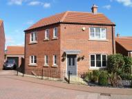 Detached house in Merlin Close, Bourne...
