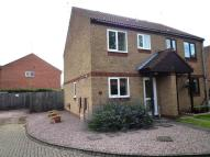 semi detached house in Essex Way, Bourne, PE10