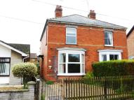 3 bed semi detached home for sale in Coggles Causeway, Bourne...