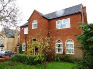 Detached home in Swift Way, Thurlby, PE10