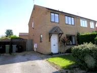 3 bed semi detached house in Wetherby Close, Bourne...