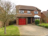 4 bed Detached property in 3 Chesham Drive, Baston...