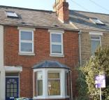 Terraced property to rent in Percy Street, East Oxford
