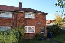 Cardwell Crescent semi detached property to rent