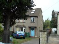 semi detached property in Headley Way, Oxford