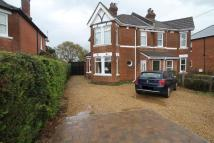 semi detached property in STATION ROAD...
