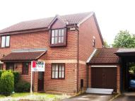 semi detached property in St Mellion Way...