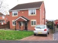 2 bedroom semi detached home to rent in Farnswroth Grove...