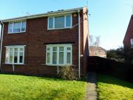 2 bed semi detached house in Blenheim Close...