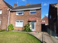 3 bed semi detached house in Chestnut Drive...