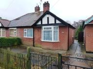 2 bedroom Semi-Detached Bungalow to rent in Woodland Drive...