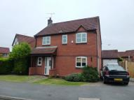 4 bed Detached property in St Annes Close, Worksop...