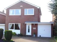 Detached house to rent in Sandycliffe Close...