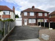 semi detached property in Old Mill Lane...