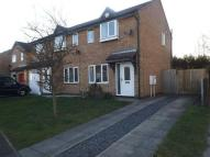 2 bed semi detached house in Sycamore Close...