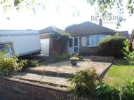 2 bedroom Bungalow to rent in ROSEMARY WAY...