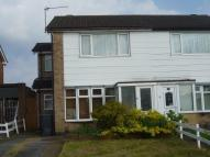 3 bed semi detached property in St Denys Crescent...