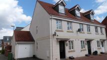 3 bedroom End of Terrace house to rent in Rosebay Gardens...