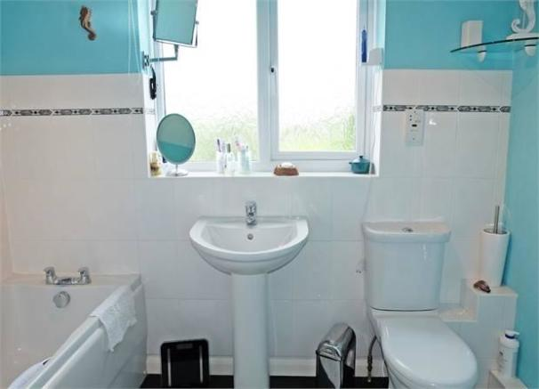 Bath and shower room