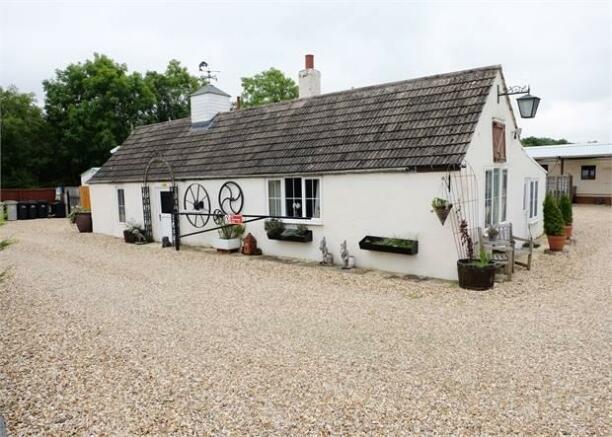 Cottage and workshop complex