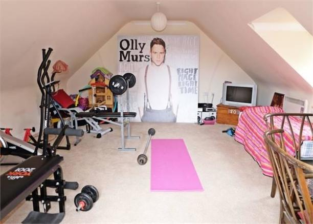 Room over the garage