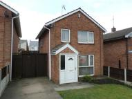 Detached home in Kirby Road, Newthorpe...