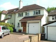 semi detached property in The Causeway...