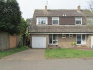 semi detached home for sale in Fairfield, Buntingford...