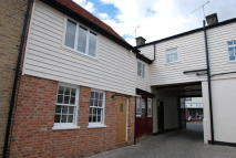 1 bedroom Terraced property to rent in 3 St Georges Mews High...