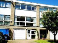 4 bed Terraced house for sale in Thorndyke Court...