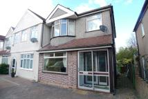 3 bed End of Terrace house in Lamorbey Close, Sidcup...