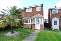 3 bedroom semi detached home in Mayplace Road East...