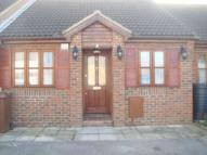 Bungalow in Chapel Close, Rochester...