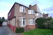 semi detached home to rent in Hurst Road, Sidcup...